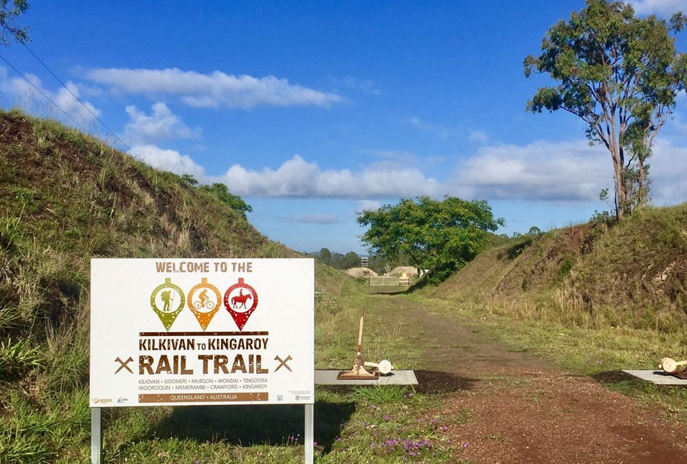 Kilkivan to Kingaroy Rail Trail