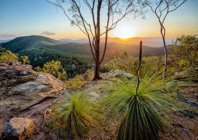 Gympie Region Brand Story - image Broyar lookout
