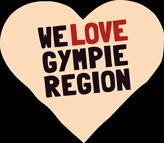 Gympie Region Brand Story - infographic heart Gympie