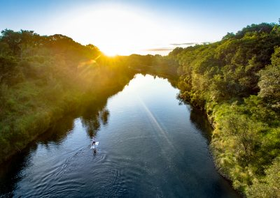 Gympie Region Brand Story - image SUP Mary River
