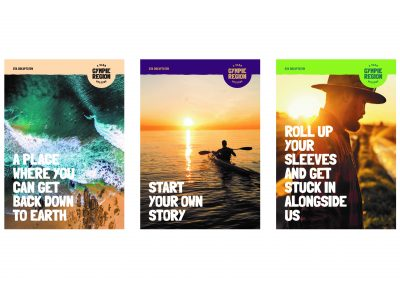 Gympie Region Brand Story - toolkit example 1