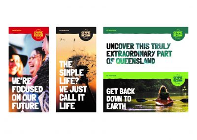 Gympie Region Brand Story - toolkit example 2