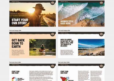 Gympie Region Brand Story - toolkit example 4